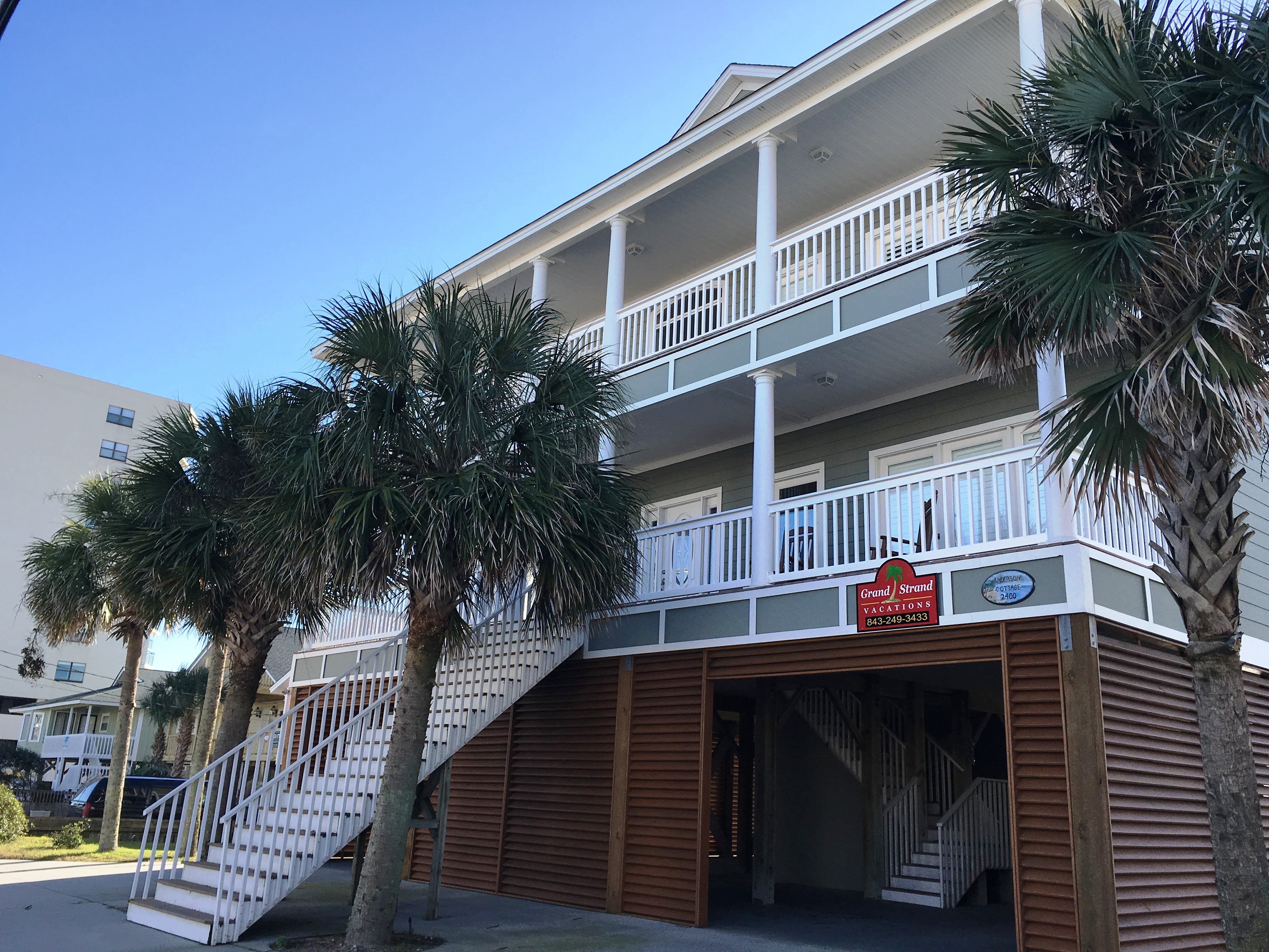 Vacation Rental Company Grand Strand Vacations North